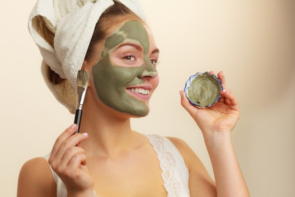 Aztec Clay Mask for Acne - News Digest | Healthy Options