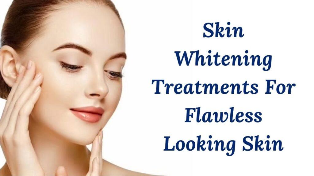 cost of skin lightening treatment