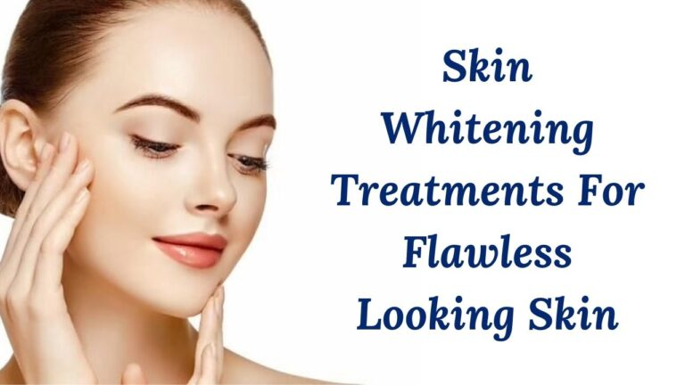 What Is the Cost Of Skin Whitening Treatment In India?